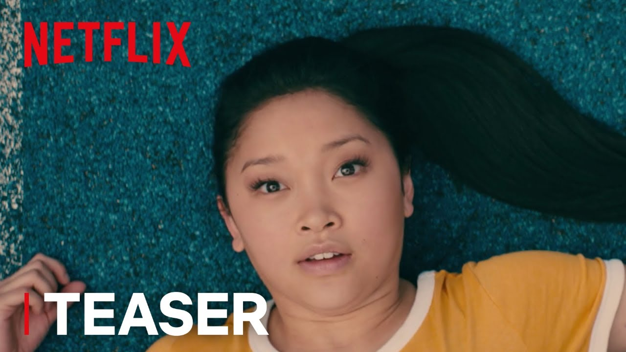 'To All The Boys I've Loved Before' Teaser Trailer!
