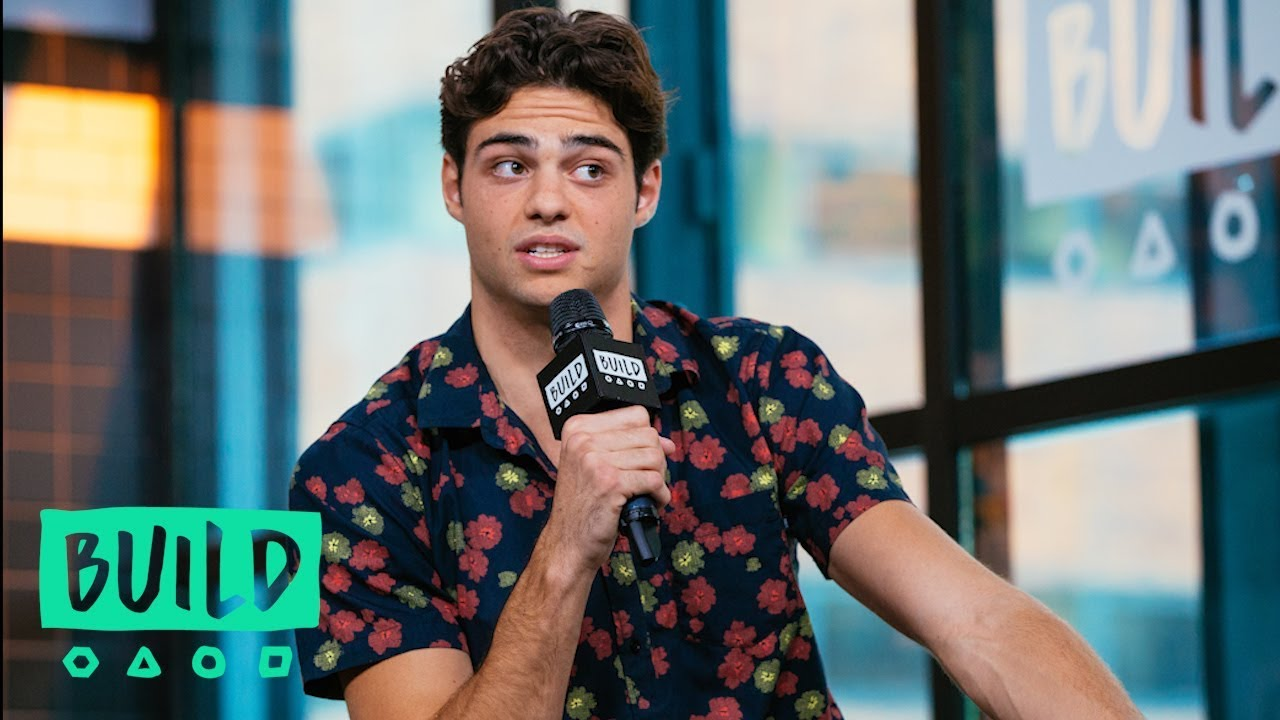 Noah Centineo BUILD Series Interview