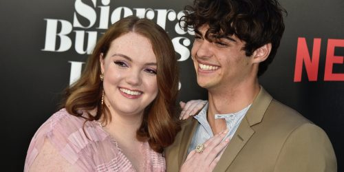 Noah Centineo at the 'Sierra Burgess Is A Loser' Premiere