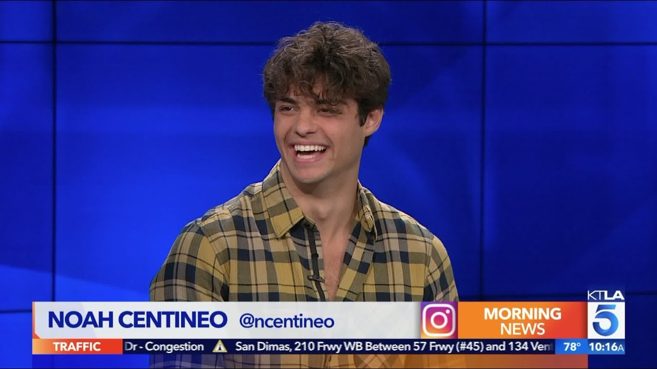 Noah Centineo on Starring in Two Netflix Teen Romances