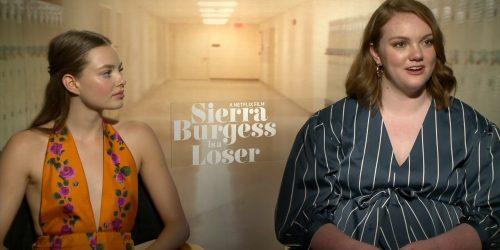 'Sierra Burgess is a Loser' FOX 5 DC Cast Interviews