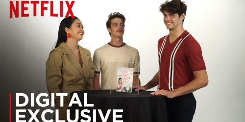 The Cast of 'To All The Boys I've Loved Before' Plays Kiss and Tell