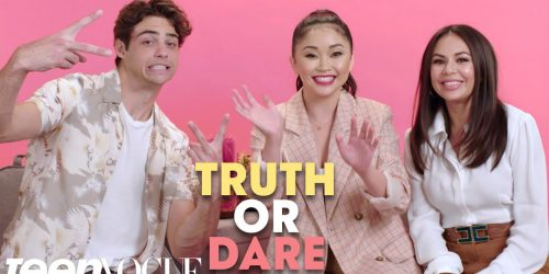 'To All the Boys I've Loved Before' Cast Plays Truth or Dare