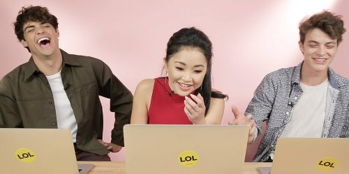 'To All The Boys I've Loved Before' Cast Finds Out Which Character They Really Are
