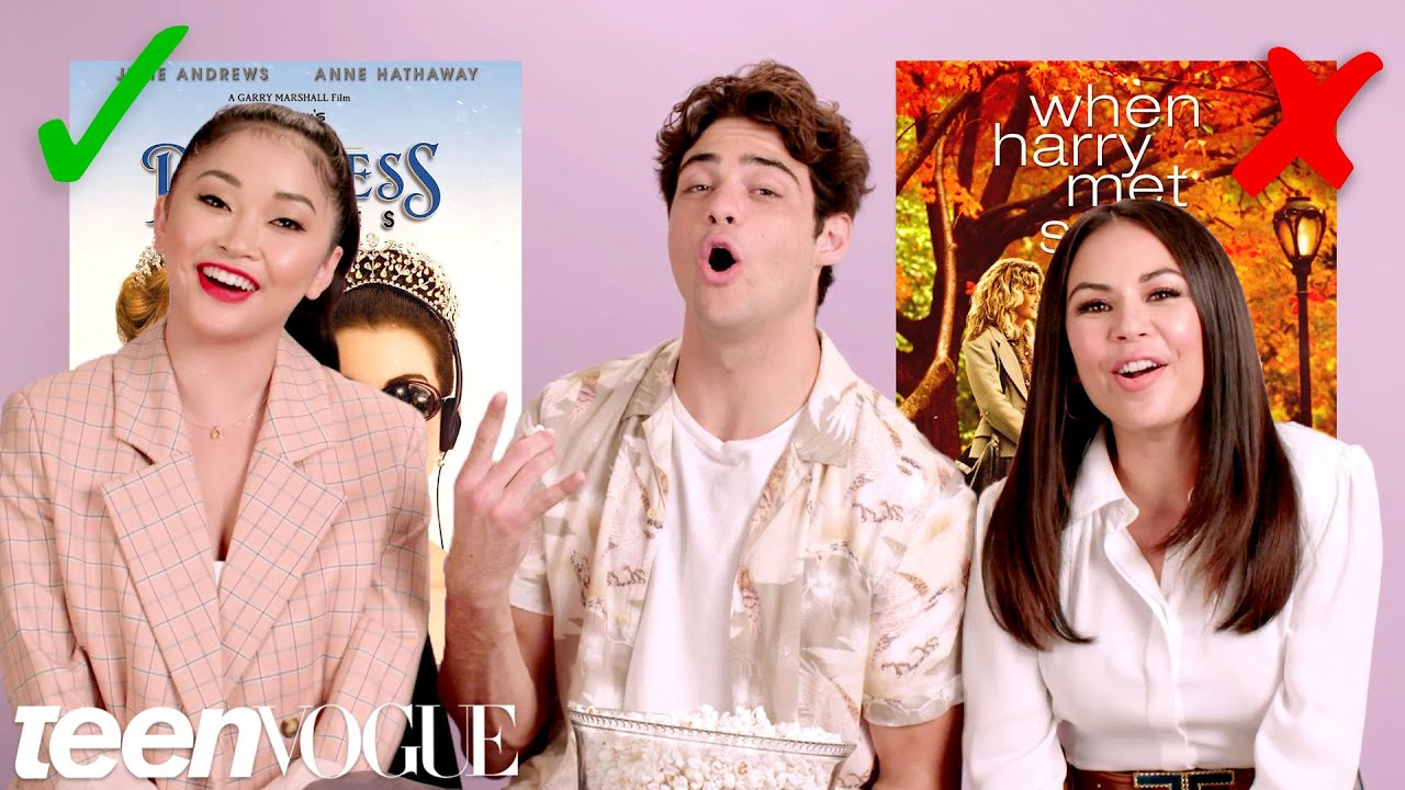 'To All the Boys I've Loved Before' Cast Test Their Rom-Com Knowledge
