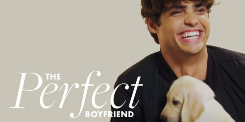 Noah Centineo Proves He Is The Perfect Boyfriend