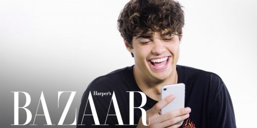 Noah Centineo Responds To Your Thirsty Memes