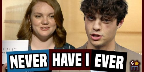 Noah Centineo, Shannon Purser, & Kristine Froseth Play Never Have I Ever [Again]