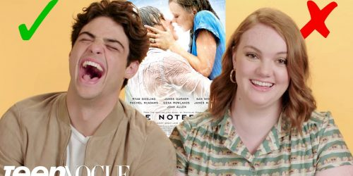 Noah Centineo, Shannon Purser & Kristine Froseth Test Their Rom-Com Knowledge