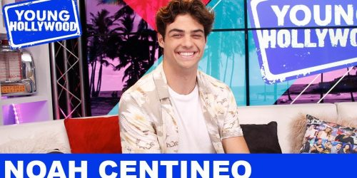 Noah Centineo Wants You To Stop Avoiding Your Emotions!