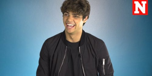 Watch: Noah Centineo Newsweek interview