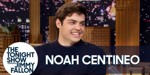 Noah Centineo confirms role as He-Man with Jimmy Fallon